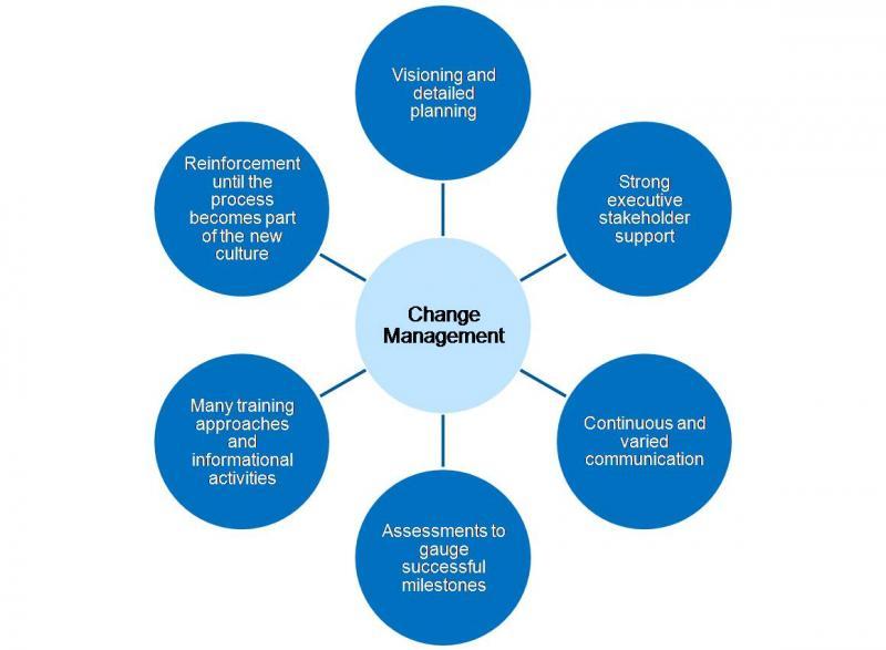 It change management analyst jobs